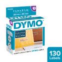 Etiqueta Dymo térmica transparente 28 x 89 mm