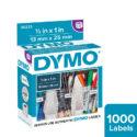 Etiquetas para Dymo 450 blanca 25 x 12 mm