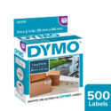 Etiquetas para Dymo 450 blanca 25 x 54 mm