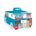 Etiquetas Dymo LW poliéster 25 x 25 mm