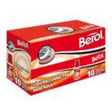 Corrector líquido Berol botella 17ml caja x 10 und