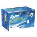 Marcador borrable Expo azul caja x 12 und