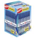 Boligrafo Papermate Caja Por  60 Unid. Azul
