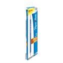 Lápiz de grafito Paper Mate azul caja x 12 und