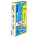 Boligrafo Kilometrico  100 St Azul  Caja Por 12
