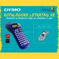 Rotuladora Dymo Letratag 100H